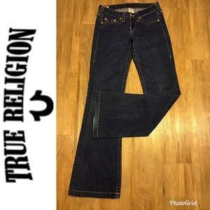 True Religion Claire Boot Cut Jeans